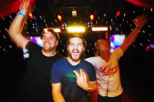Swedish House Mafia live
