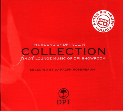DPI Collection Vol. 16 (CD & Digital)